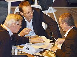 Rendez-vous d'Affaires Biogaz Vallée® - Photo de l'édition 2015 à Lille - Crédit Frédéric Douard Bioenergie International