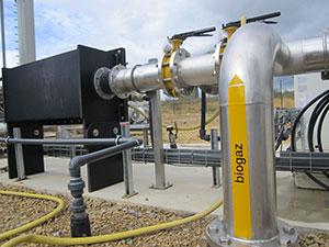 Unité MARNAY ENERGIE - Crédit Evergaz